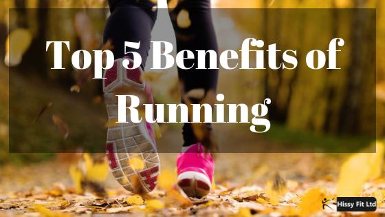 Top 5 Benefits of Running