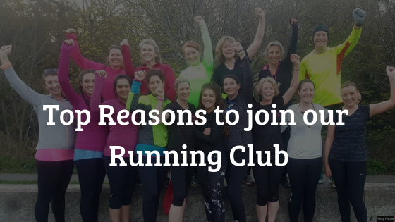 Why should you join Hissy Fit's Running Club?