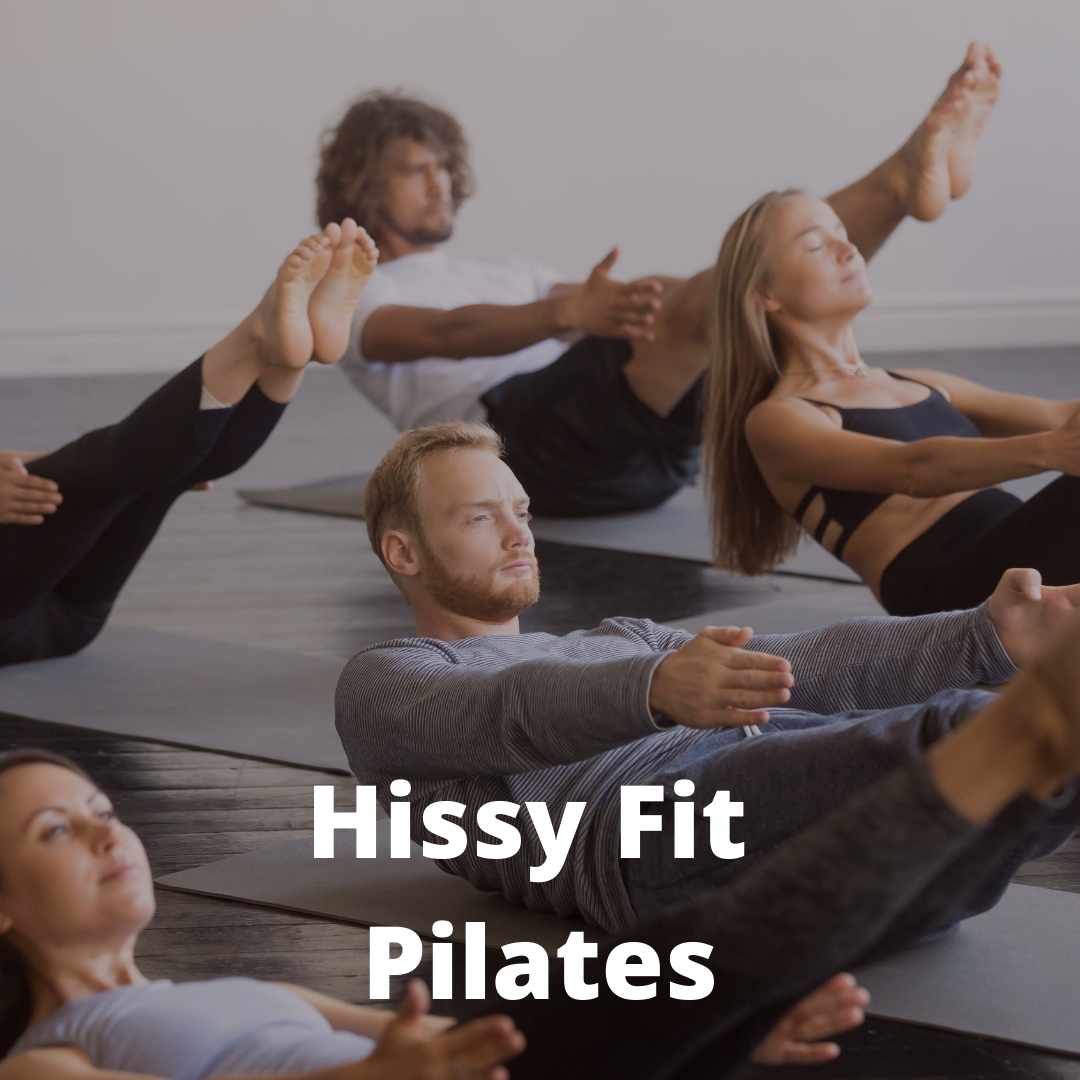 Online Pilates Course