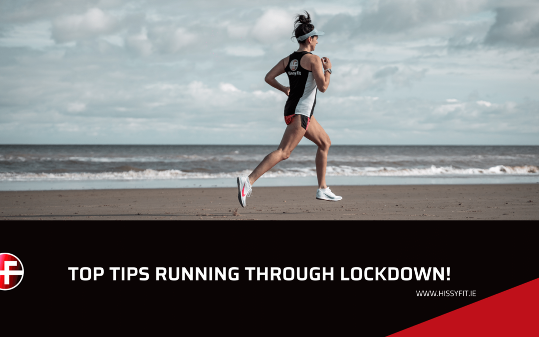 Top Tips for Running Through Lockdown